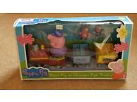 Peppa Pig - Grandpa Pig train