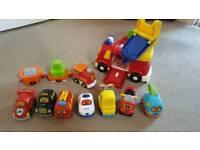 Toot Toot Vehicles