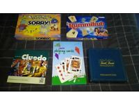 Collection of Board Games - Price for all