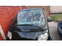 Cheap Black Smart Car Fortwo For Sale!
