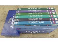 Howards Way boxed dvd set