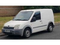 FORD TRANSIT CONNECT 1.8 TDDI WHITE 9 MONTHS MOT HPI CLEAR STARTS AND DRIVE GREAT BARGAIN NO VAT