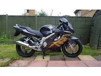 Honda cbr600 f4 1999 18k (offers welcome)