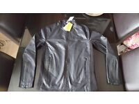 Mens H&M imatation leather jacket new with tags size small