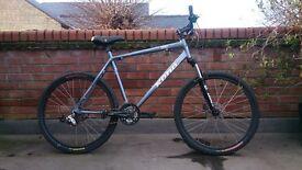 2009 Kona Blast Deluxe - Mountain Bike, Hardtail - Hardly Used