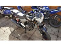 2014 GENERIC CODE 125cc Motorbike (LearnerLegal Bikes)