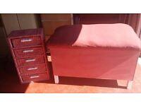 Seater / Storage Box.