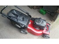(2017) mountfield hp 481, petrol lawn mower
