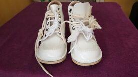 Kids kickers boots.