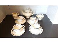 Original Emma Bridgewater toast & marmalade original tea set