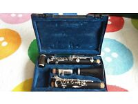 Boosey and Hawkes Buffet Clarinet