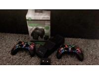 Xbox one controllers and charging dock