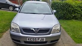 Vauxhall vectra silver 1.8 petrol 97000 miles