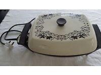 SUNBEAM electric multi cooker
