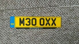 Private plate for sale M3