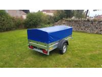 New trailer box 6.7 x4 with cover 50 cm only £ 530 inc vat Today - 5%