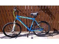 "Barracuda Mayhem 26"" mountain bike as new"