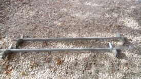Ford transit roof bars for sale