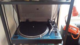 Turntable DJ pro-drive citronic PD-1