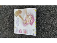DELUXE BABY BATHER (pink) 0-3 months
