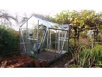 "Greenhouse 6'3""x 7'5"""