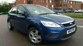 2010 FORD FOCUS 1.6 STYLE PETROL