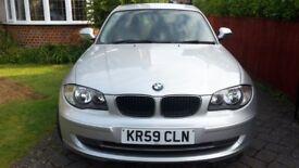 BMW 118D SPORT 2010