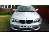 ** REDUCED ** BMW 118D SPORT 2010