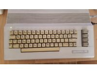Commodore 64 Vintage Computer - Excellent condition with loads of games