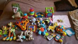 20 Baby toys