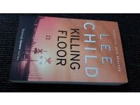 Killing Floor by Lee Child first novel feat. Jack Reacher VGood Condition