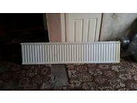 Single panel radiator 2000×450