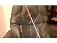 Ping Eye 2 Pitching wedge in pristine condition. Red dot. New Golf Pride grip.