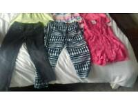 Girls summer clothes age 5/6