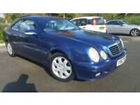 Mercedes CLK230 Advantagarde, Auto, Fully Loaded, Drives Faultless