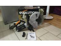 "evolution 305mm 12"" electric disc cutter"