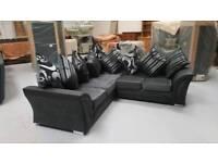Brandnew Siena stylish corner sofas 7ft5 x 7ft5 can deliver 07808222995