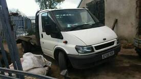 Transit 2.4 tdci 2005 recovery truck