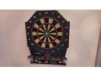 PRO DART 200 ELECTRONIC DART BOARD GAME – 19 GAMES