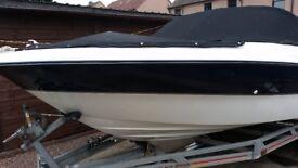 Boat bayliner bowrider 185