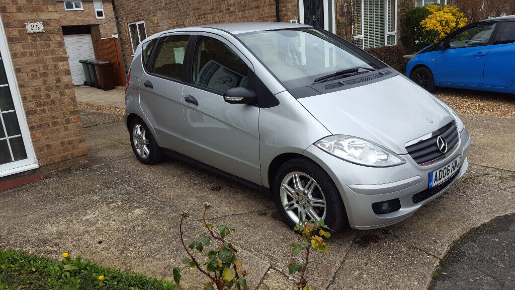 Mercedes A Class 170 In Corby Northamptonshire Gumtree
