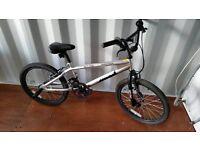 "Anaconda Terrain Stunt Bike with rear stunt pegs / 20"" wheels"