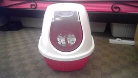 Pets At Home Detachable Litter Box and Poop Scooper: Very Good Condition!