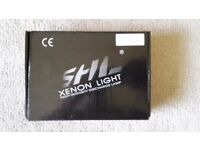 XENON LIGHT H7 HID KIT, 55W H7 BULBS, BRAND NEW UNUSED, BARGAIN £18