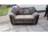 2 seater sofa great condition 1 year old