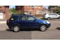 BARGAIN!!!HONDA CR-V 4X4 £650 ONO OPEN TO OFFERS !!!