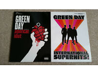 Green Day Guitar Tab Music Books