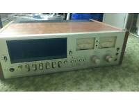 Vintage Pioneer CT-F7171 Cassette Deck