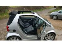 Smart car Brabus convertible
