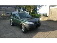 Land Rover Freelander 2002 FULL year MOT